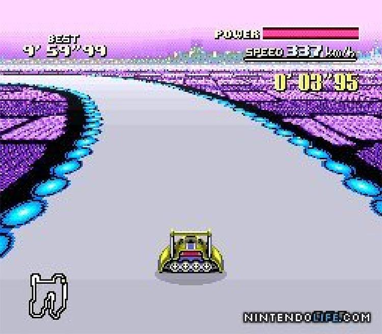 F-Zero MSU-1 Gameplay