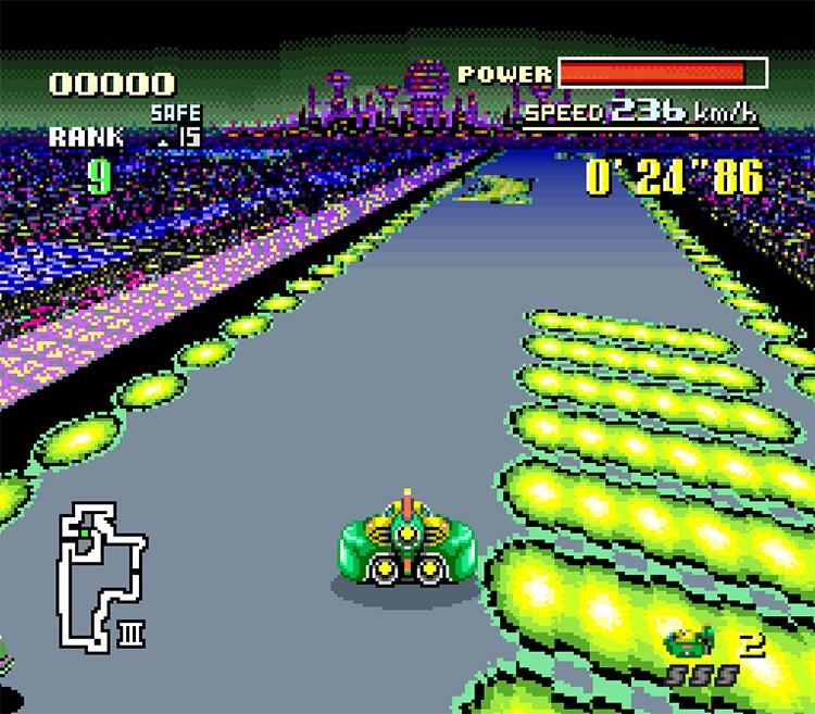 Nytezero Game screenshot