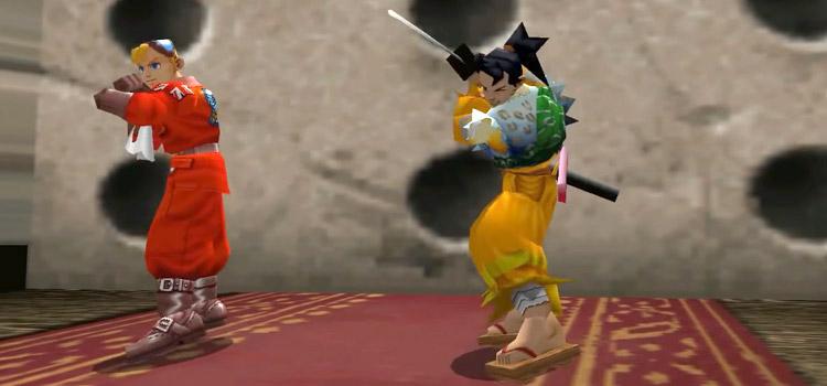 Power Stone 2 / Sega Dreamcast Screenshot