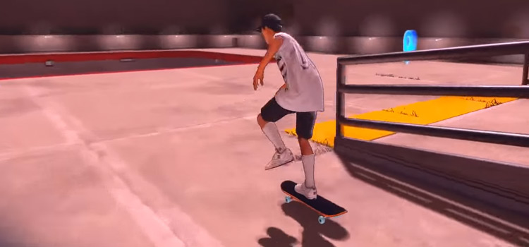 THPS5 Tony Hawk Pro Skater 5 gameplay