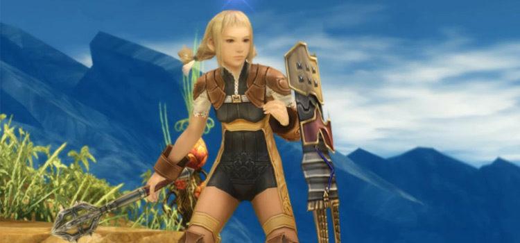 Penelo's Best Job Combos in Final Fantasy XII: The Zodiac Age