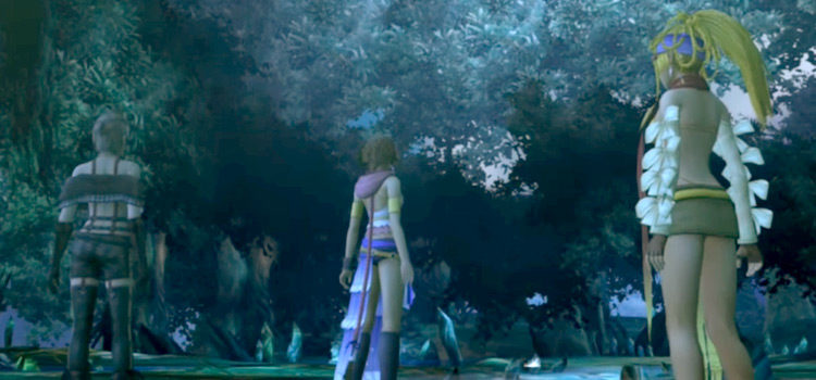 Final Fantasy X-2: The Best Spots For Grinding (EXP & AP)