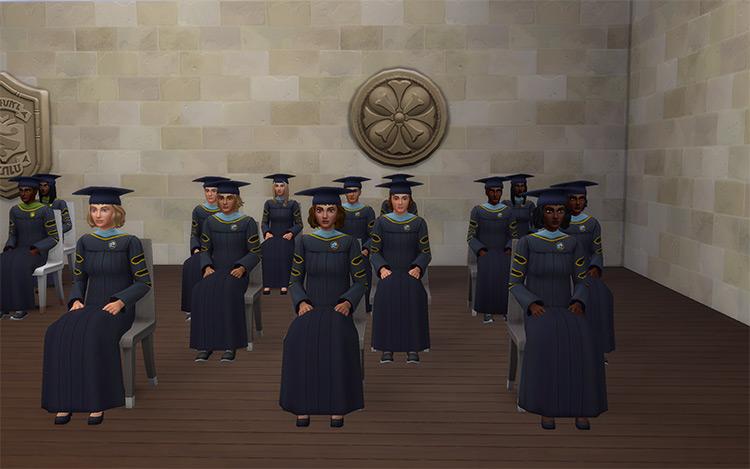 Graduate Deco Pack / Sims TS4 CC