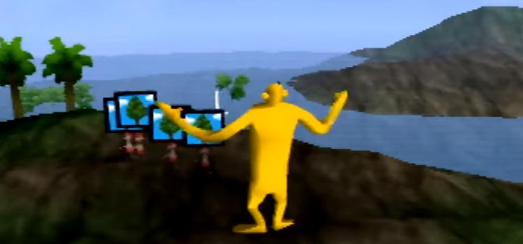 Doshin The Giant on Nintendo 64 DD