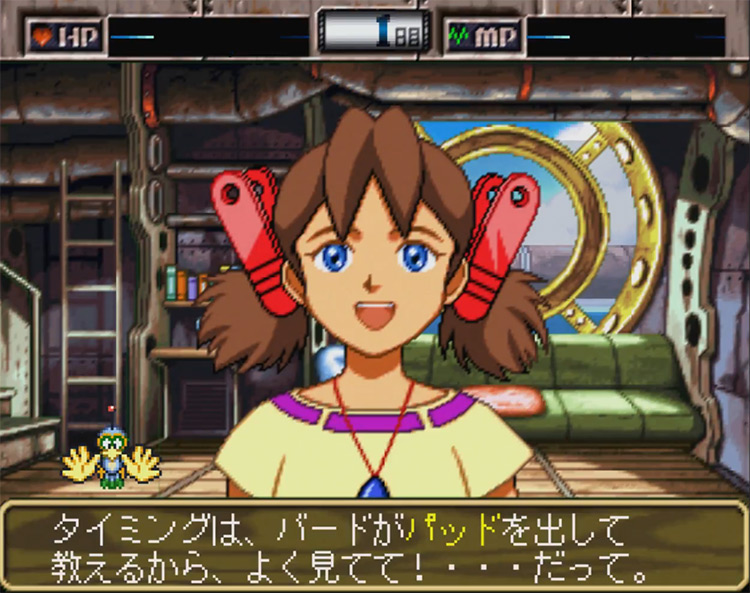 Wonder Project J2 N64 gameplay