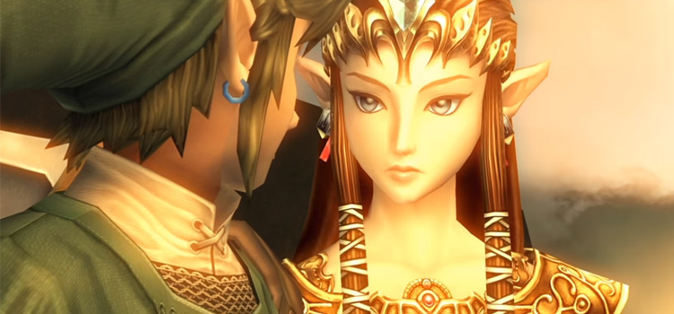 Princess Zelda from LoZ Twilight Princess