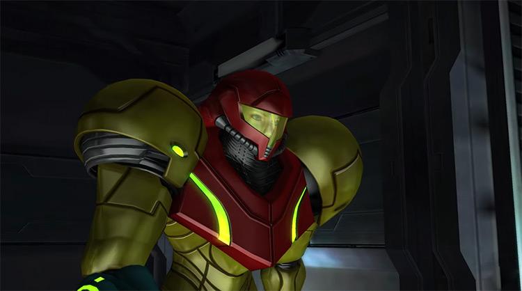 Samus Aran from Metroid: Other M