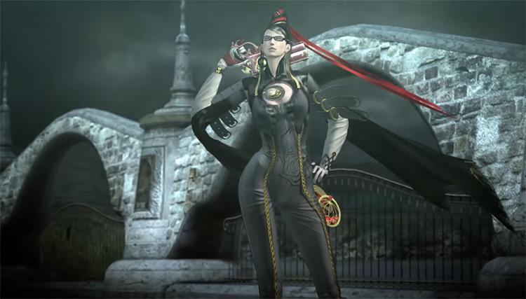 Bayonetta from Bayonetta (2009) video game
