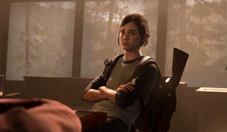 Ellie The Last of Us 2 screenshot
