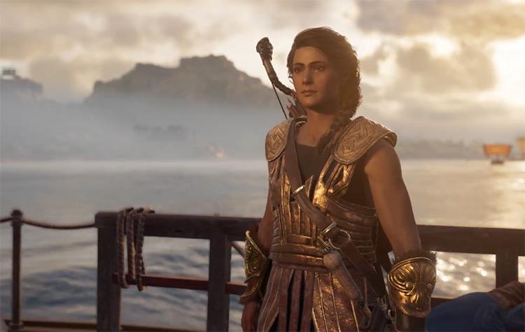 Kassandra Assassin's Creed: Odyssey (2018)