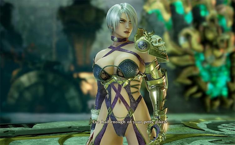 Ivy Valentine Soulcalibur VI game