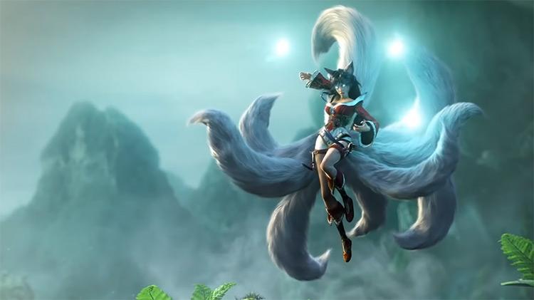 Ahri League of Legends Cinematic Trailer: A New Dawn