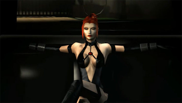 BloodRayne from BloodRayne 2 video game