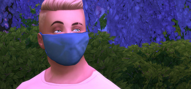 Best Sims 4 Face Mask CC To Download (All Free)