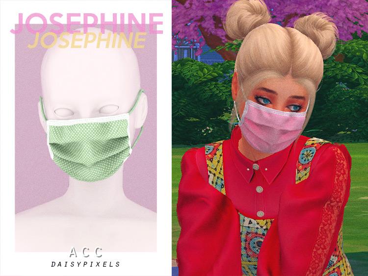 Everybody Masks Set / Sims 4 CC