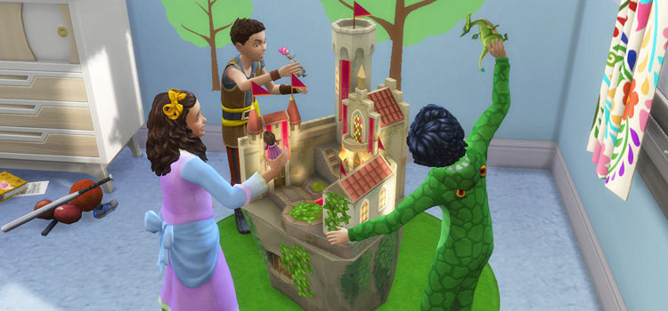 The Best Sims 4 Kids Toys CC & Mods: The Ultimate Collection