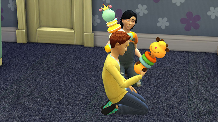 Kids Functional Toy Set for The Sims 4