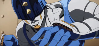 Sticky Fingers JJBA Stand in the anime