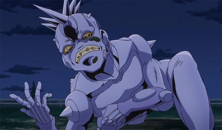 Baby Face Stand from JJBA Anime