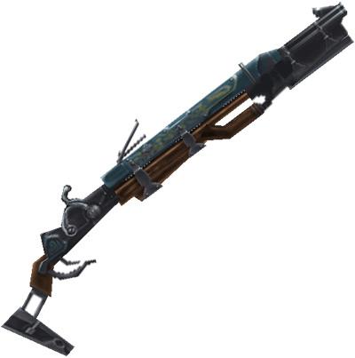 Arcturus gun render from FFXII