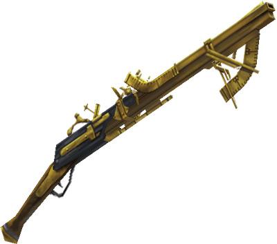 Spica gun weapon render for FFXII HD