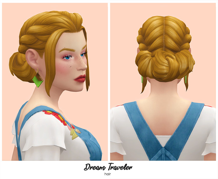 From Dusk Till Dawn Collection / TS4 CC