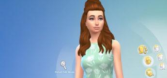 The Sims 4: Best Half-Up, Half-Down Hair CC