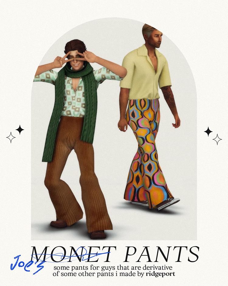 Joe's Pants / TS4 CC
