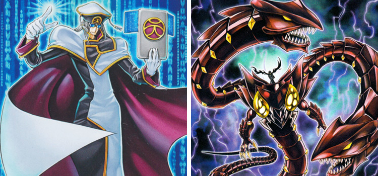 Hyper Librarian vs Beelze Diabolic Dragons YGO