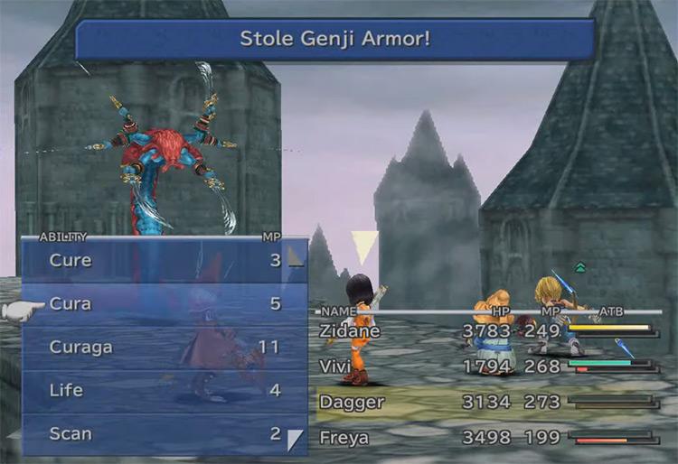Genji Armor in Final Fantasy IX