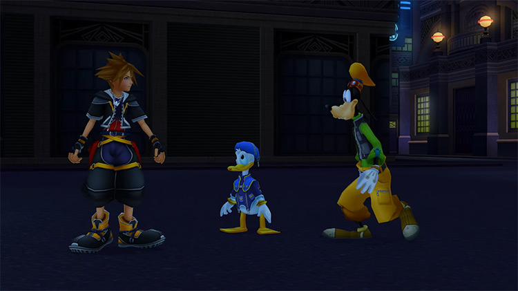 The World That Never Was KH 2.5 HD World
