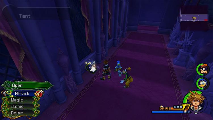 Beast's Castle KH 2.5 HD World