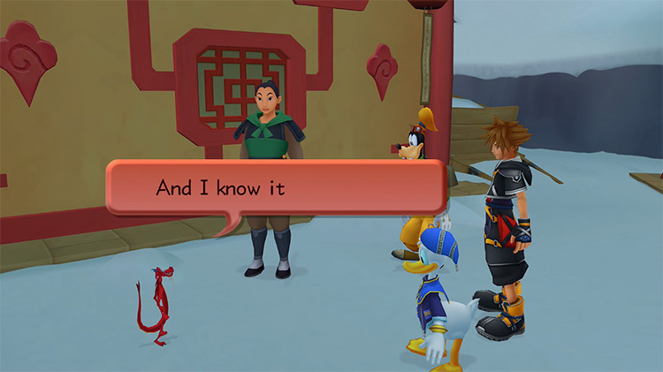 Land of Dragons World in KH 2.5 HD