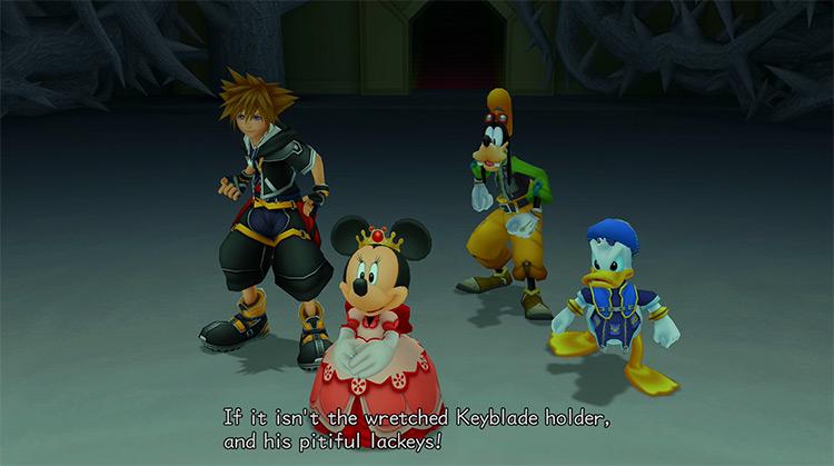 Disney Castle / KH 2.5 HD World