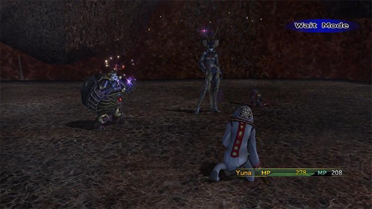 Dark Magus Sisters in FFX-2 HD
