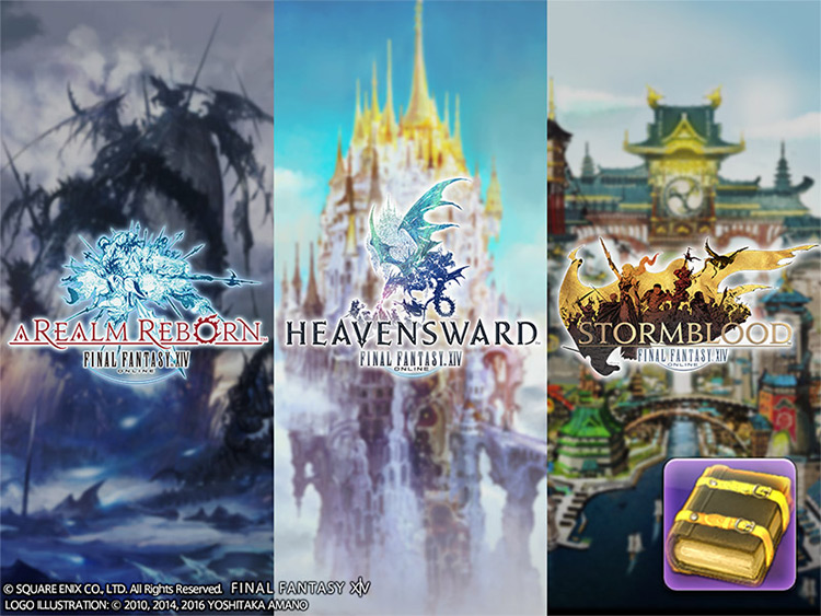 Tales of adventure for instant MSQ completion in FFXIV