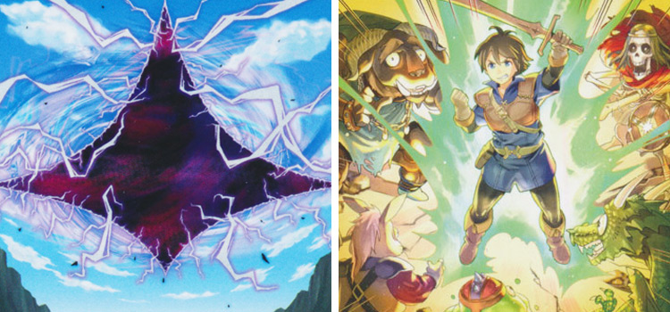 Dimensional Fissure & Childs Play YGO