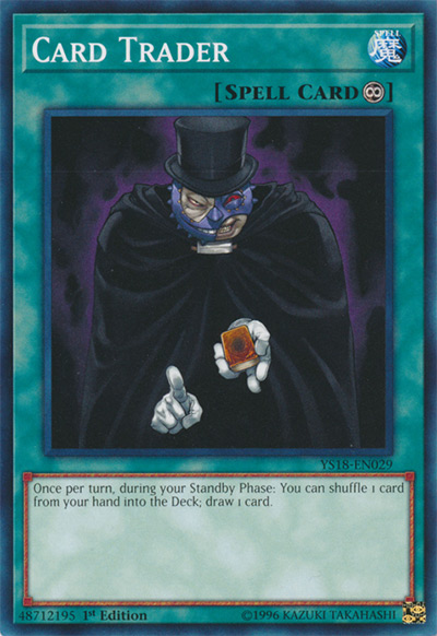 Card Trader YGO Card