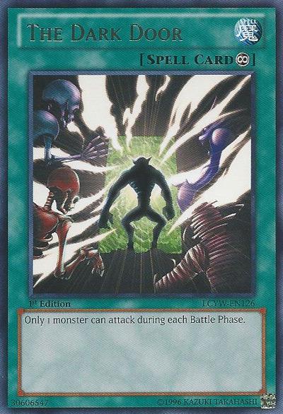 The Dark Door YGO Card