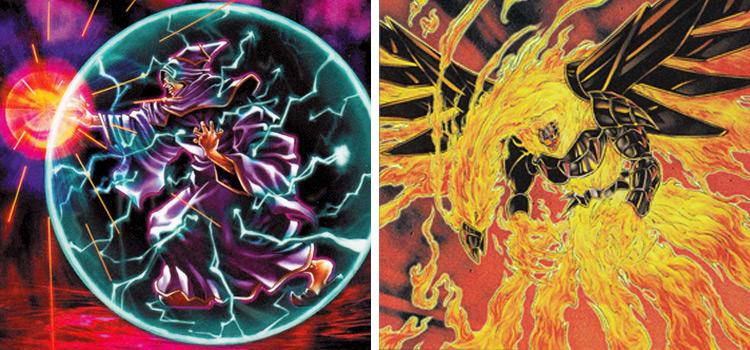 Curse of Darkness & Blaze Fenix YGO