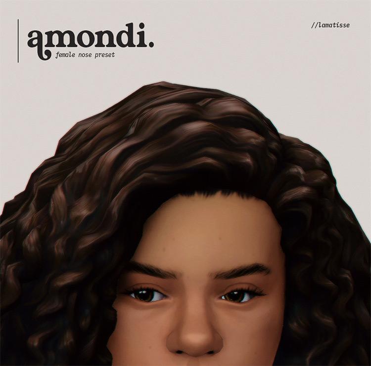 Amondi Preset TS4 CC