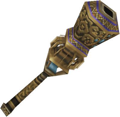 Makara Hand bomb weapon in FFXII TZA