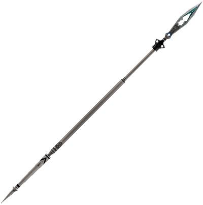 Zodiac Spear weapon render in FF12