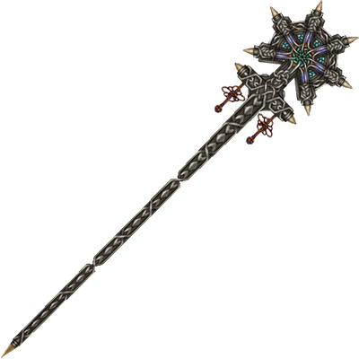 Rod of Faith render from FF12
