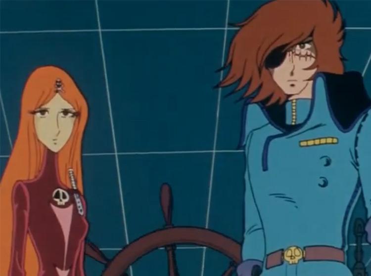 Space Pirate Captain Harlock screenshot