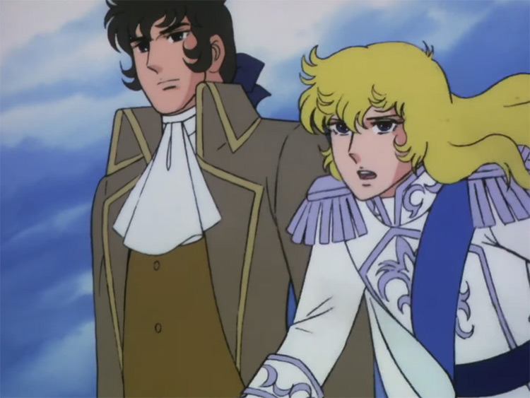 The Rose of Versailles anime