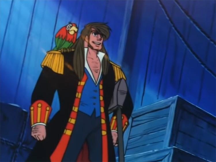 Treasure Island anime