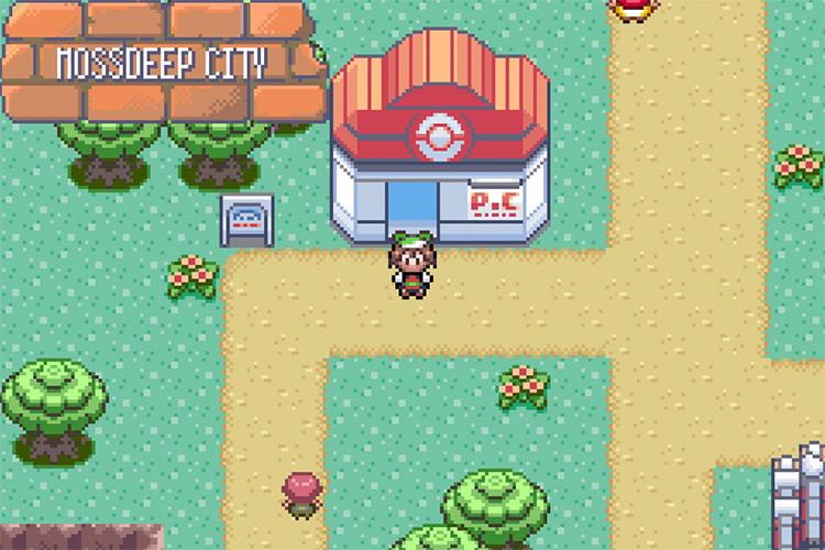 Pokémon Emerald for Game Boy Advance