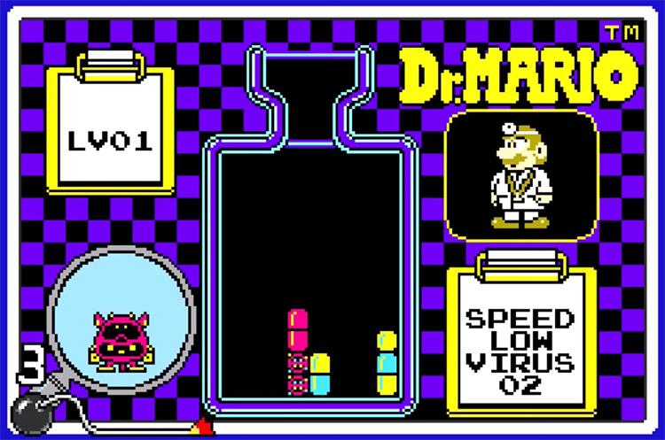WarioWare, Inc.: Mega Microgame$ gameplay screenshot