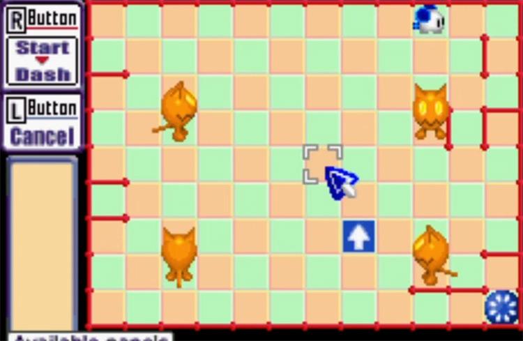 ChuChu Rocket! GBA screenshot